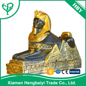 High Quality Resin Sphinx Crafts For Home Decoation