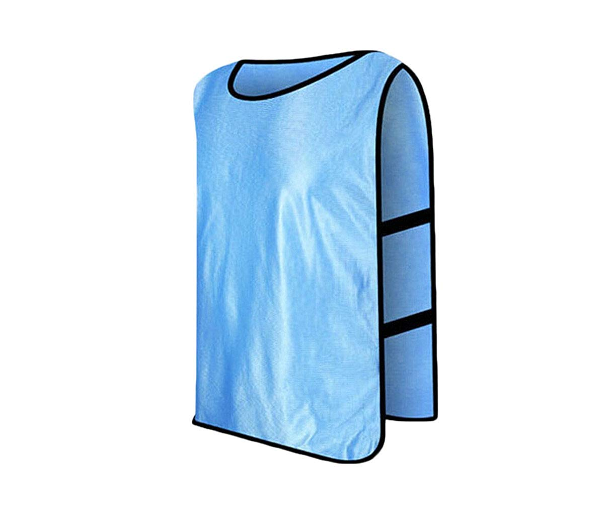 Ma.Lina.Ann Scrimmage Training Bib Vest for Kids Adults for Soccer, Football, Basketball