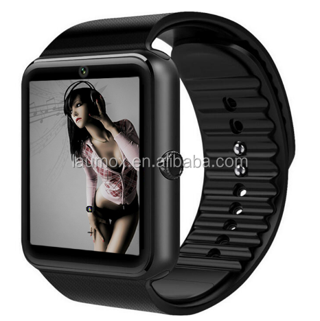 Hot Selling! Smart Watch Bluetooth Smart Watch GT08 For Android and Iphone