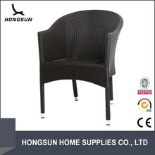 Popular and comfortable synthetic rattan outdoor furniture