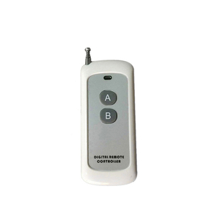 Small Size Long Range Remote Control with 315 433MHZ, RF ASK remote control