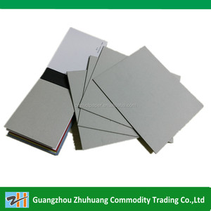 Hard cover paper & paper boards