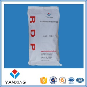 Redispersible polymer powder used in wall putty and tile adhesive
