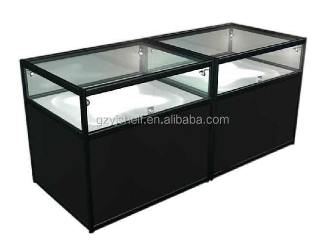 Superbe Modern Showcase Shot Gl Display Cabinet Portable Kiosk Counter