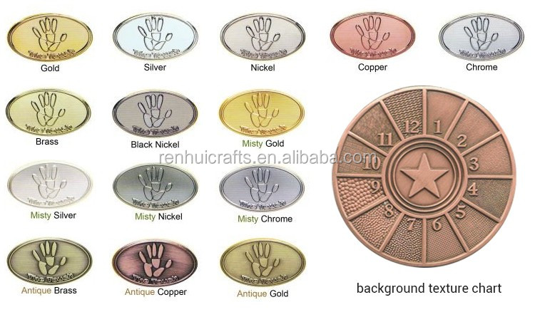 Personalizado de alta qualidade gravada moedas de metal lembrança moeda antiga moedas de desafio de esmalte macio