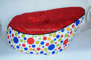 Polka dots whirts pattern baby bean bag chair children beanbag harness seat & Polka Dots Whirts Pattern Baby Bean Bag ChairChildren Beanbag ...