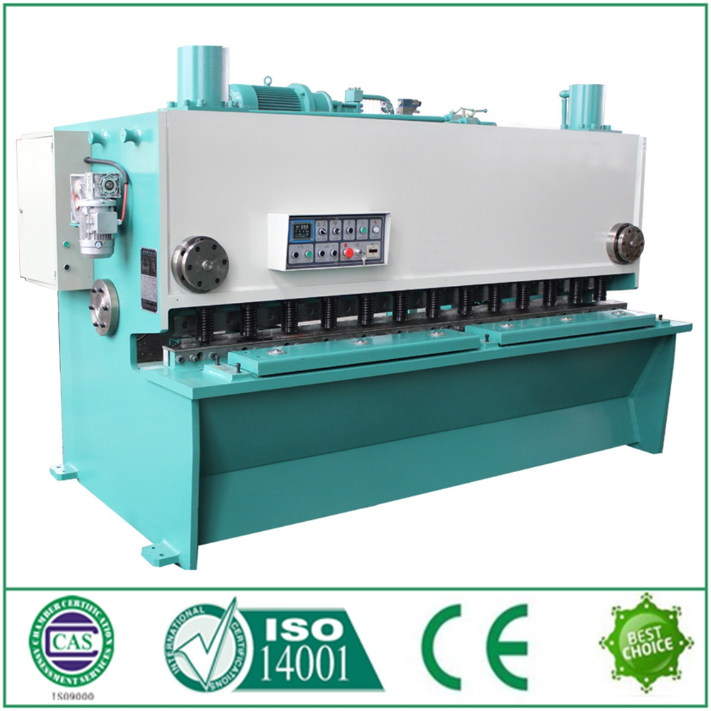 Numeric-control Hydraulic Plate Shearing Machine Used Guillotine ...