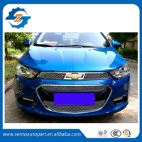 Auto Accessories Stainless Ateel Grill Car Front Grill For Aveo ...