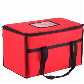 54c4497b00c3 Red Large Commercial Thermal Cooler Fast Hot Food Pizza Delivery Carry Bag  Bike Insulated Food Delivery Bag - Buy Food Delivery Bag,Insulated Food ...