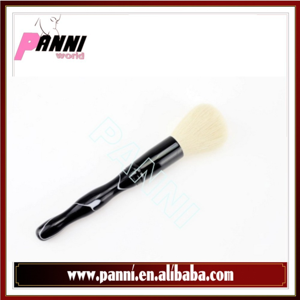 2015 Best selling bamboo hand modern design makeup brush kit foundation brush