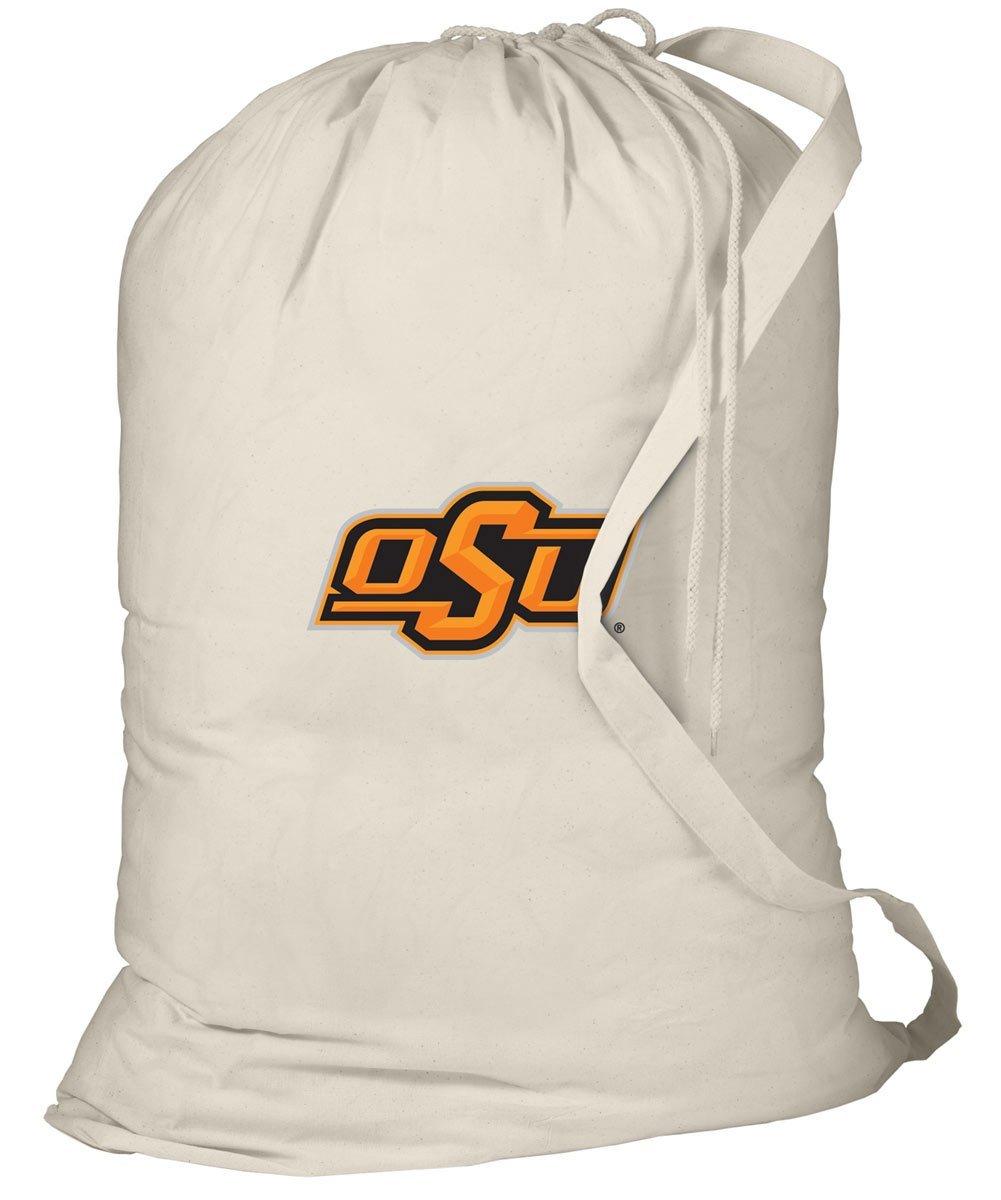 d1aefc5eb55f OSU Cowboys Laundry Bag Oklahoma State Clothes Bags