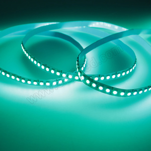 Silicone shell 3in1 RGB CCT led strip IP67 smd5050 120leds led waterproof 24v string light