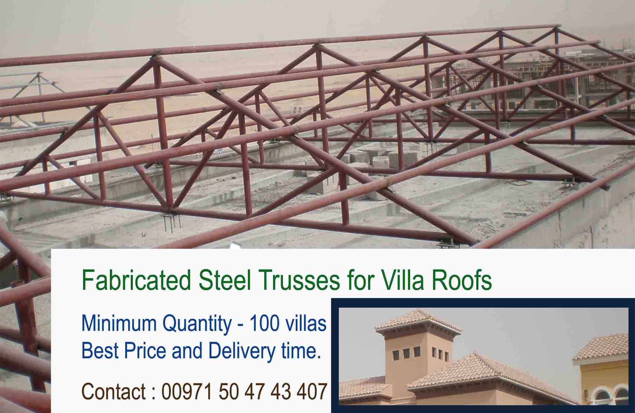 Steel Trusses For Villa Roofs At Dubai   Buy Steel Trusses Product On  Alibaba.com