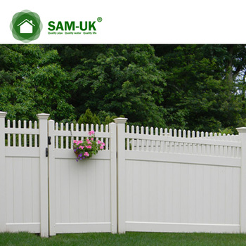 Portable Privacy Plastic Picket Cheap Vinyl Fence Buy