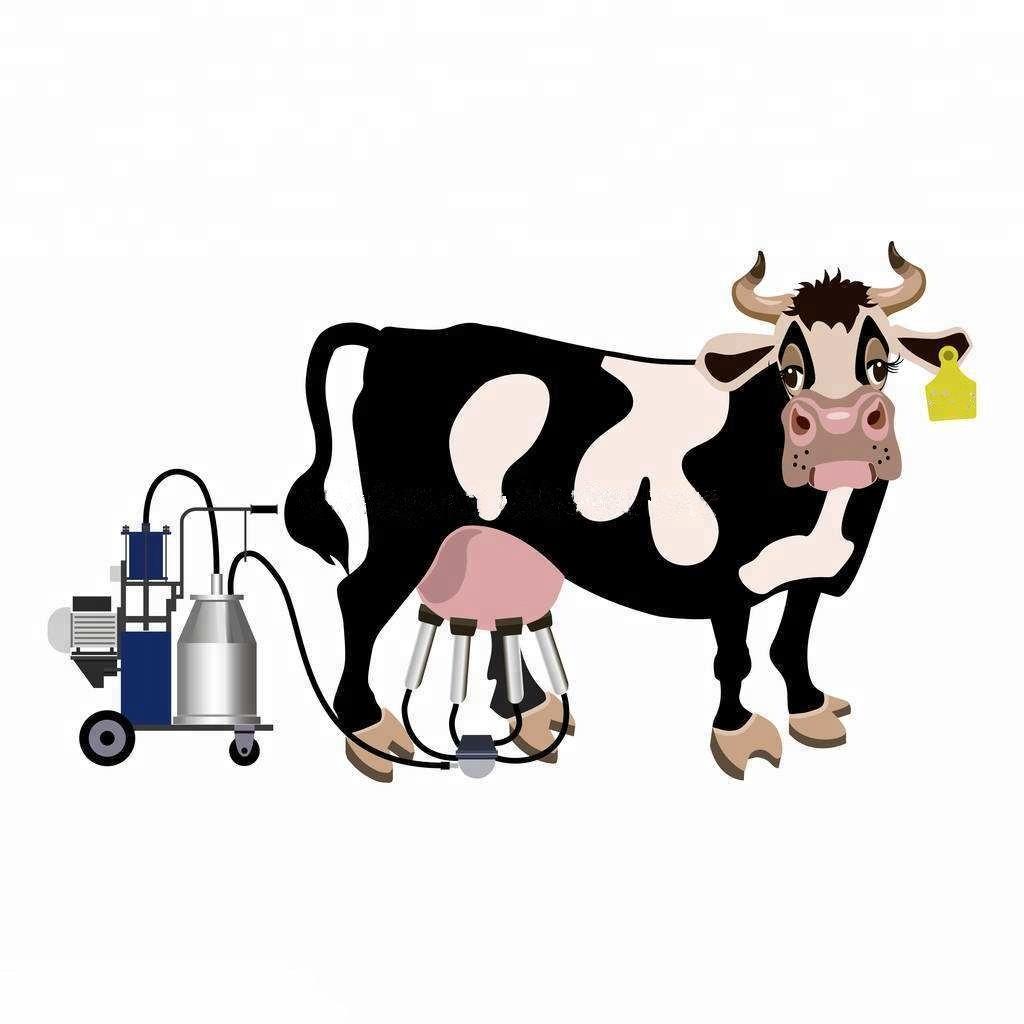 Дойная корова картинки для