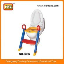 LOZ Potty Training Ladder Step,Toilet Seat for baby, step potty training