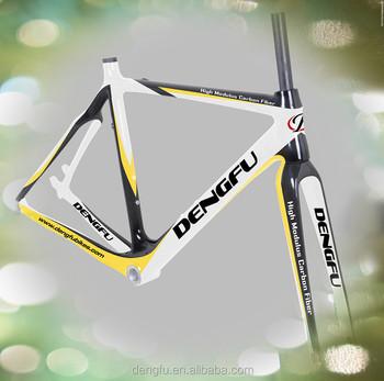 Disc Brake Cycocross Bike Frame Carbon Bicycle Frame China