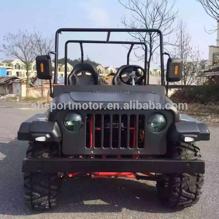 200 GY6 new design Jeep high quad 200cc jeep for adult