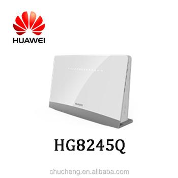 Huawei Echolife Hg8245q Gpon Terminal Ont 4ge 2ports Wifi Modem - Buy  Huawei Wifi Modem,Huawei Hg8245q,Gpon Terminal Ont Product on Alibaba com