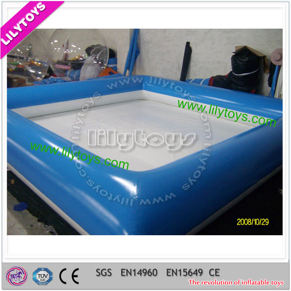 Rectangle Inflatable Pool giant inflatable pools,inflatable rectangular pool,big inflatable
