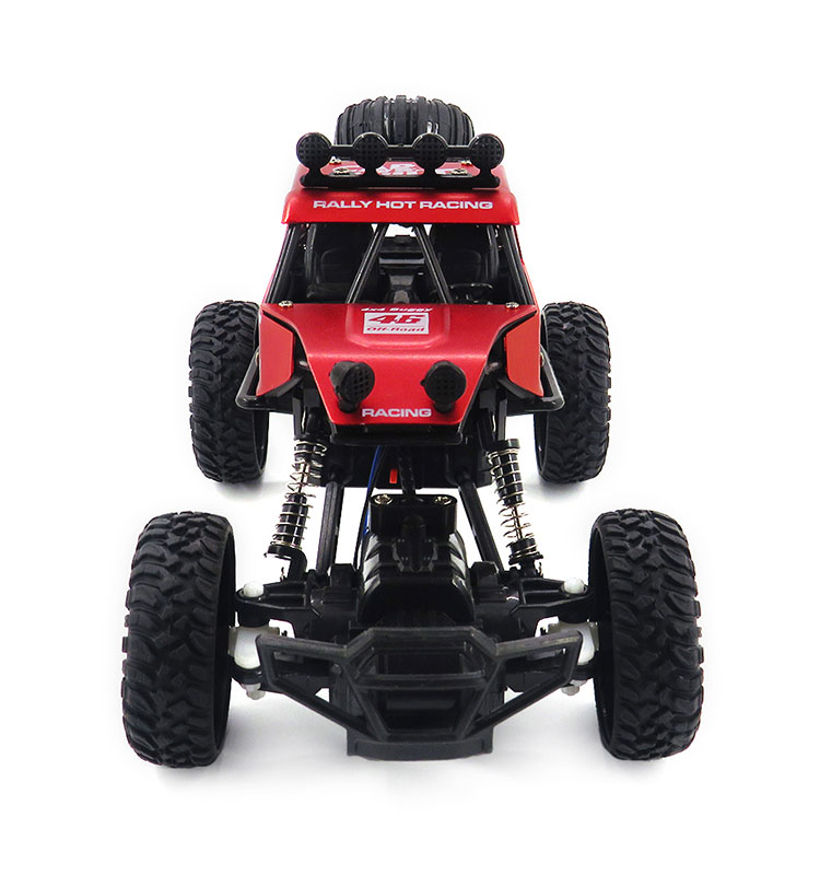 14. SL-109A_Red_Metal_Off-road_Climbing_RC_Car