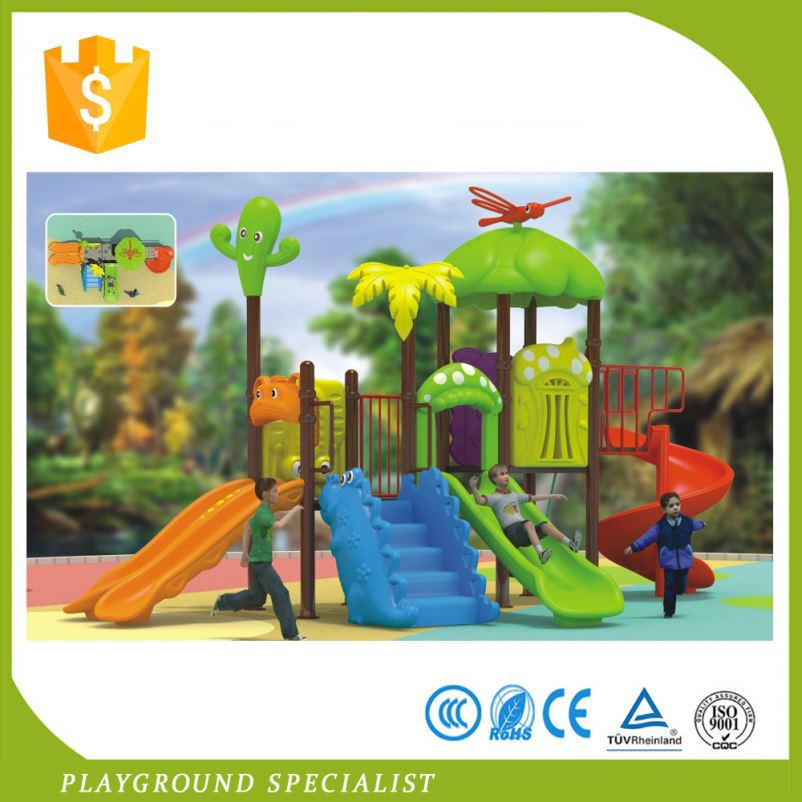 Best Of Plastic Jungle Gym with Slide