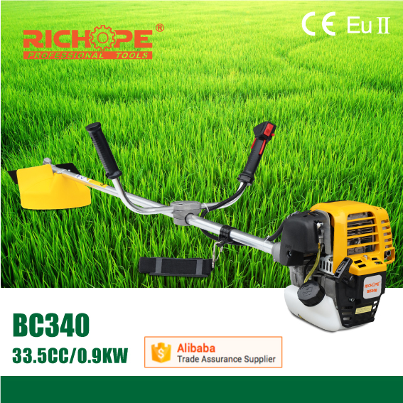 52cc brush cutter with 2 stoke engine BC520 CG520