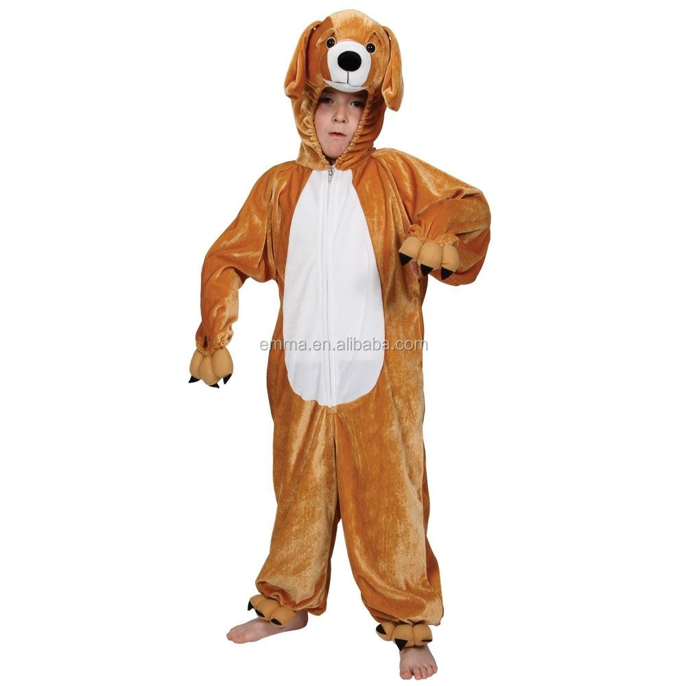 Puppy childrens fancy dress costume dog animal kids outfit for party BC12230