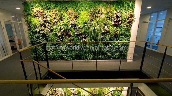 Verticale Tuin Zakken : Polyester zak muur planter woonkamer muur planter verticale tuin