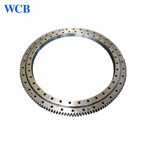 Precision Gear Slew Bearings Harbor and Shipyard Cranes for CAT Carter Slewing Ring Bearing