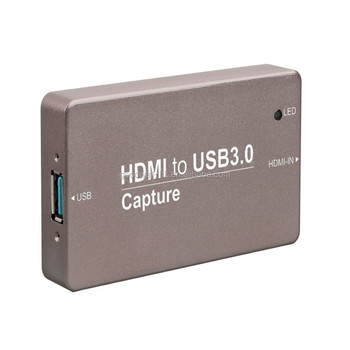 Turns A Camcorder Into A Webcam Hdmi To Usb 3 0 Video Capture Dongle For  Skype - Buy Hdmi To Usb 3 0 Video Capture Dongle,Usb 3 0 Product,Hdmi Video