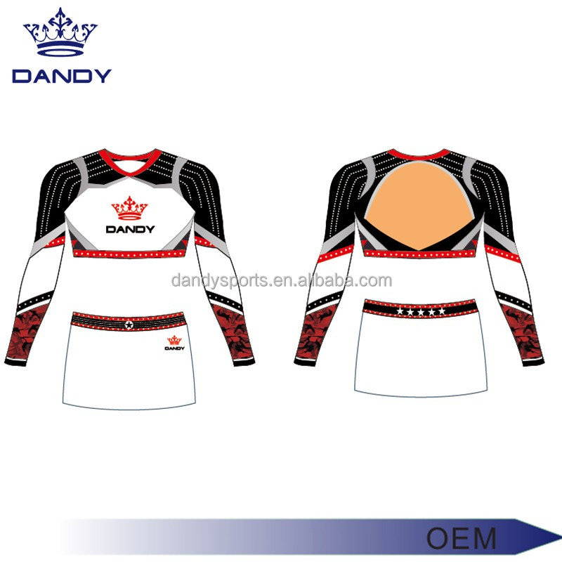 school cheer practice wear cheerleading costumes uniforms for kids