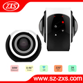 "ZXS-720A 360 Degree Action Camera Allwinner V3 Dual Lens OV4689 VR Camera 0.96"" LCD 2K 30FPS Panoramic Sports Camera"