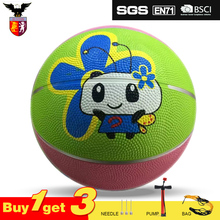 Official Size And Weight Wholesale Rubber Basketball Base
