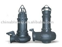 Mechanical Seal Submersible Sewage Pumps
