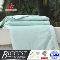 China wholesale most popular home textile,plain color luxury quilt