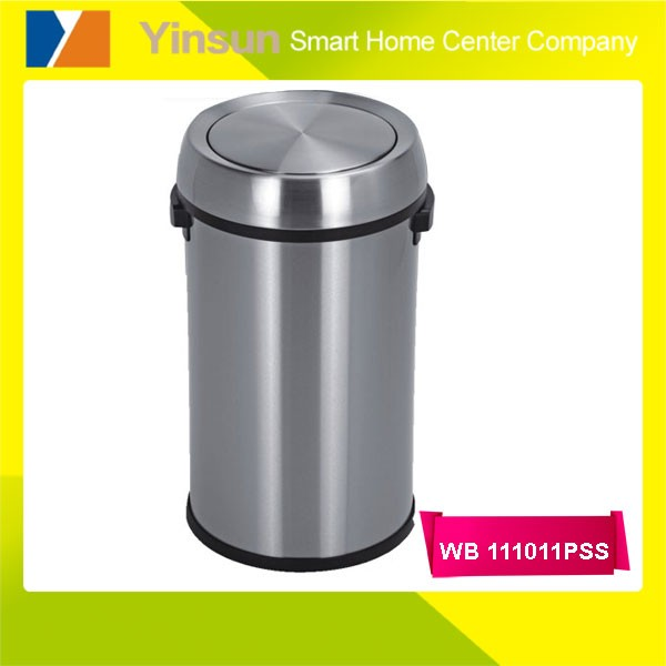 Metal Garbage Cans for Hotel Garden Park Hospital Airport School