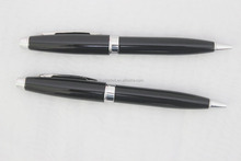 Promotional ballpoint pen wholesale heavy metal stylus pen with custom logo