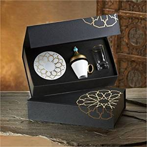 Seljuk Design Turkish Cofee Set