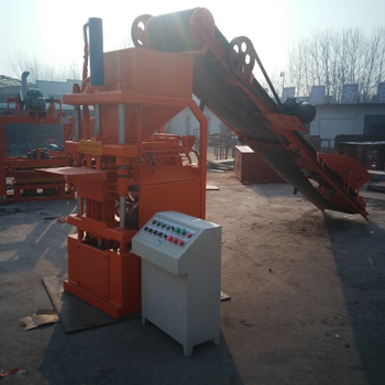 factory selling soil clay automatic sy2-10  block making machine