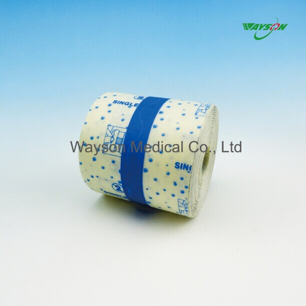 adhesive wound dressing--PU adhesive tape roll