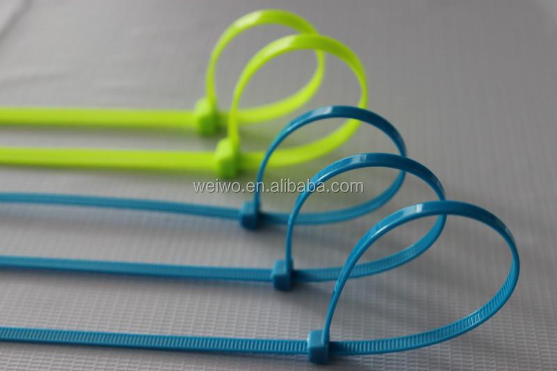 Cable Ties 7-1//2  Black High Quality 500 Pack Bundle Ties Zip Ties Wire Ties