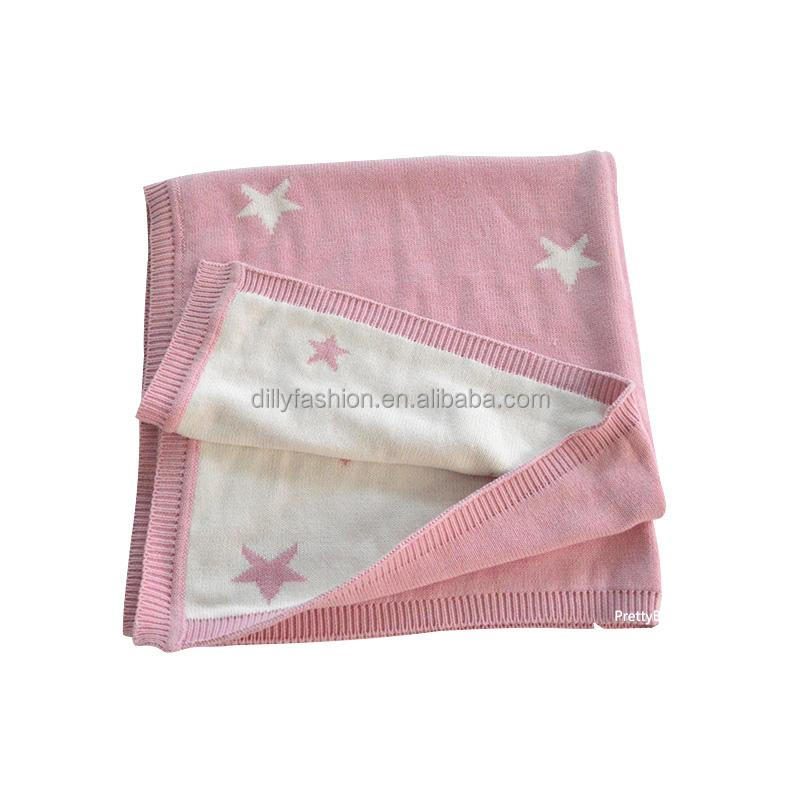 baby stars jacquard types of blanket
