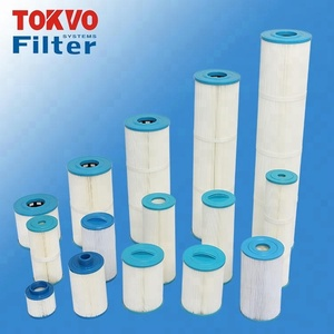 Antibacterial filter reused after washing spa swimming pool filter cartridge