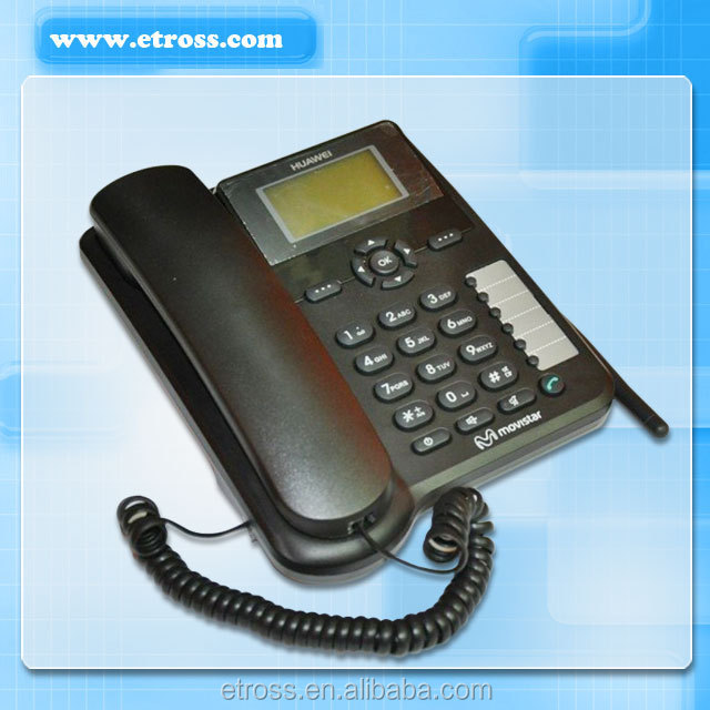 Huawei Ets6630 Original Unlock 3g / Gsm Wireless Landline Phone ...