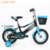 bebek bisikleti new design carbon steel frame high quality toddler 12 inch bike for baby with training wheels