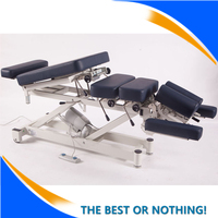 Top Seller Chiropractic acupressure massage table