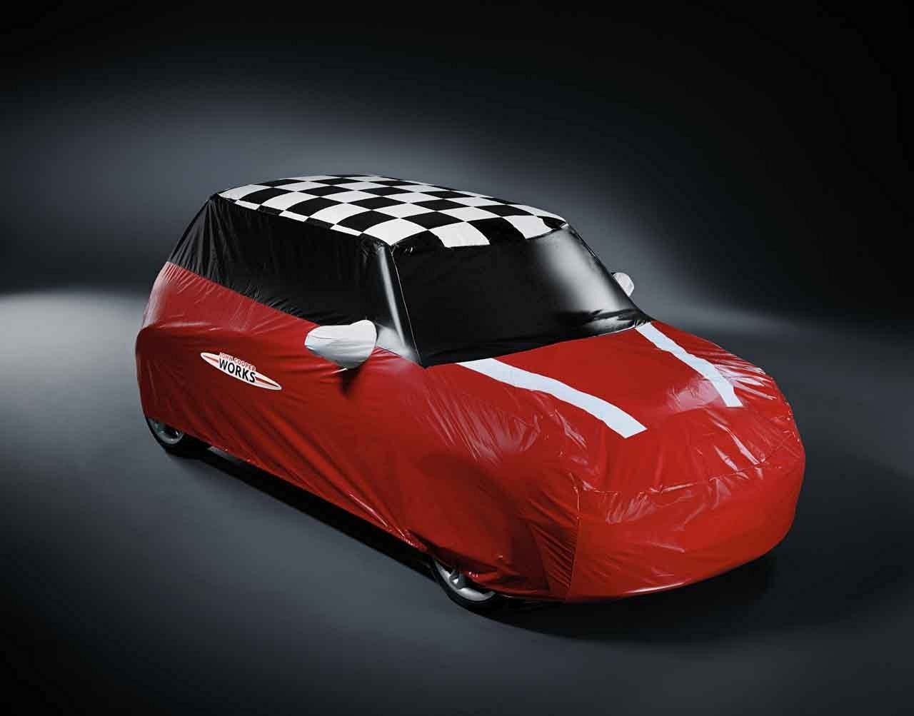 035479b9038 MINI COOPER Genuine Factory OEM 82150420558 Cooper JCW Outdoor Car Cover  2008 - 2013 (John