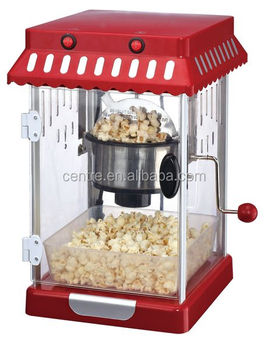 Popcorn Maker / with oil or sugar / commercial use / 2.5OZ / 310W / easy to make