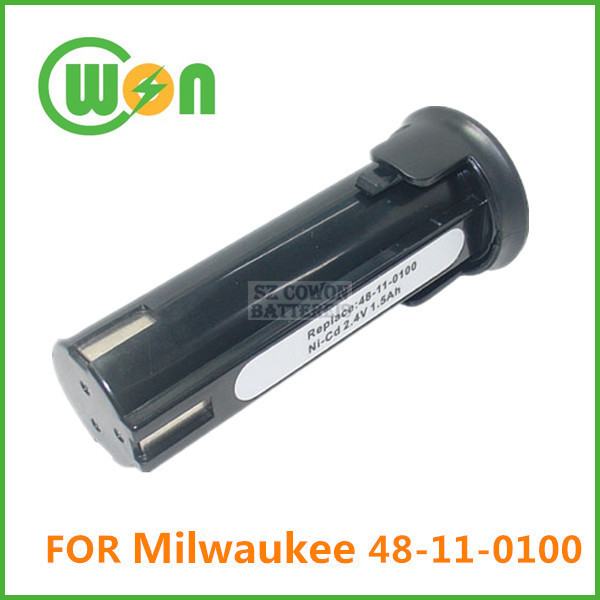 Cordless drill replacement battery for milwaukee battery 48-11-0100 6550-20, JAN-38, JAN-39,JAN-46, JUN-39, JUN-45, JUN-46